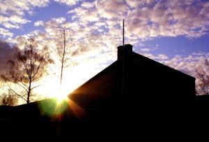 Tallin, chapel