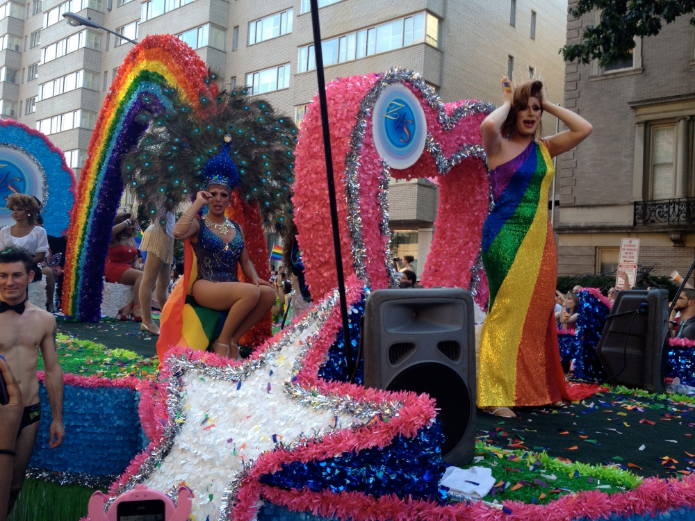 Gay pride parades not what you think (2/6)