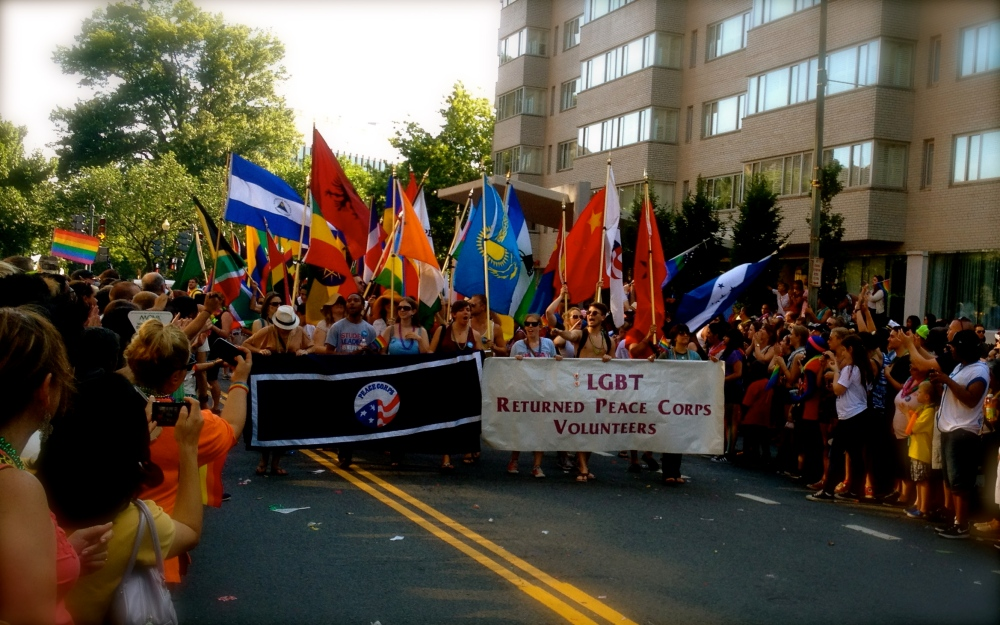 Gay pride parades not what you think (5/6)