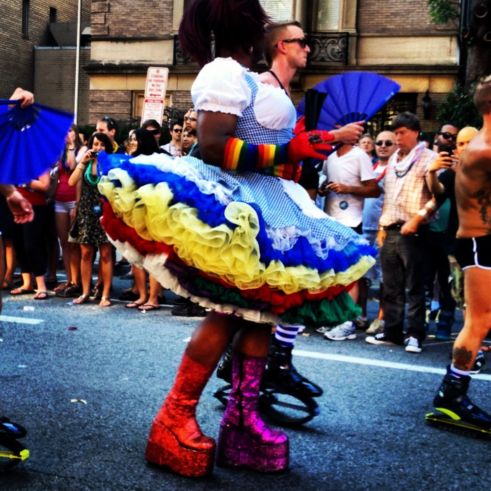 Gay pride parades not what you think (3/6)