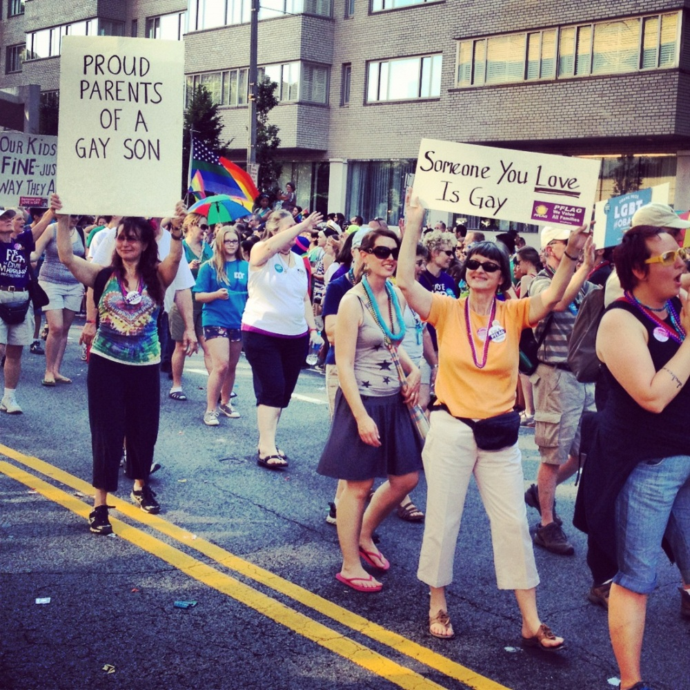 Gay pride parades not what you think (6/6)